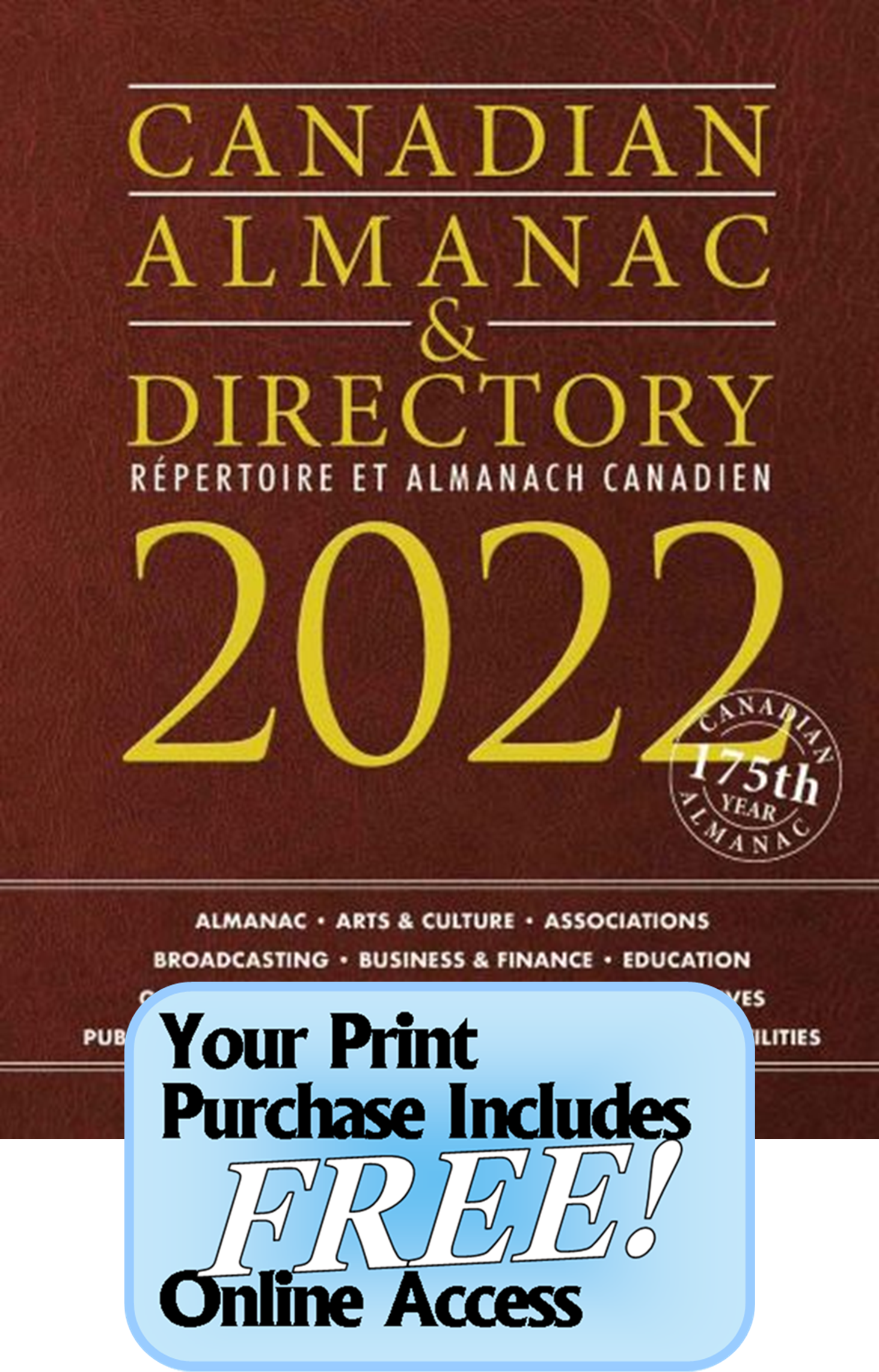Canadian Almanac and Directory