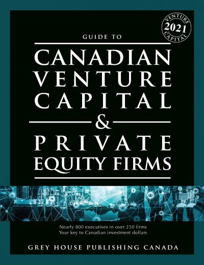 The Directory of Canadian Venture Capital & Private Equity Firms