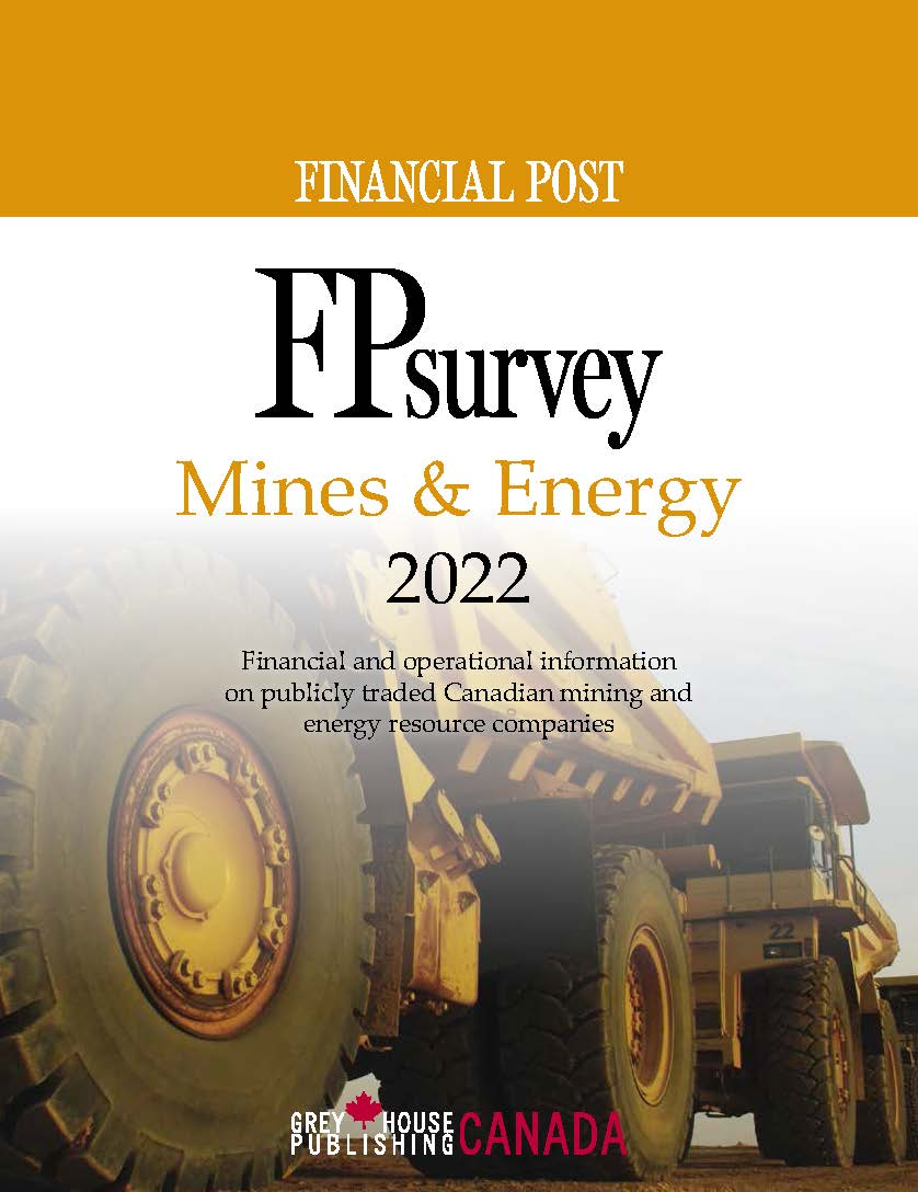 FP Survey - Mines & Energy