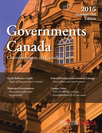 Governments Canada