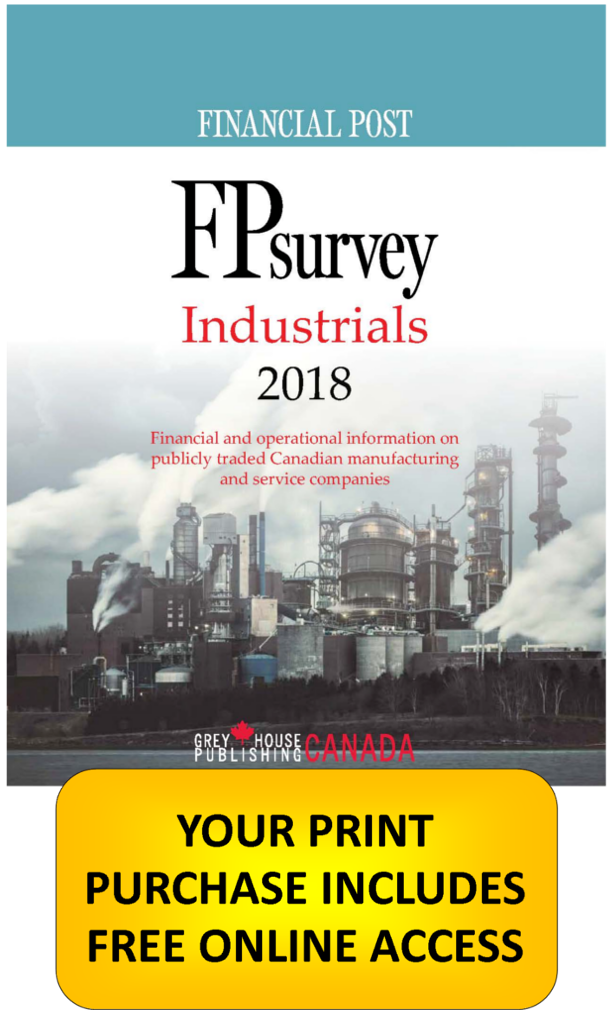 FP Survey - Industrials, 2018