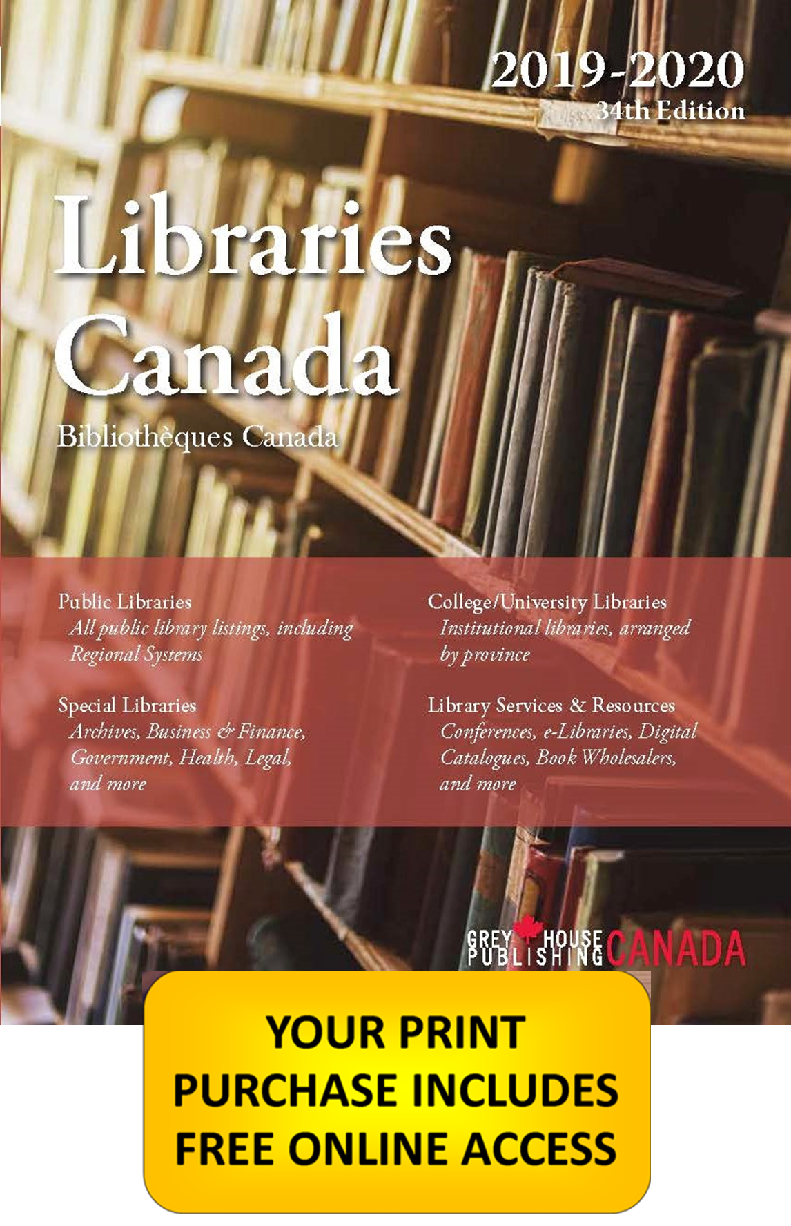 Libraries Canada