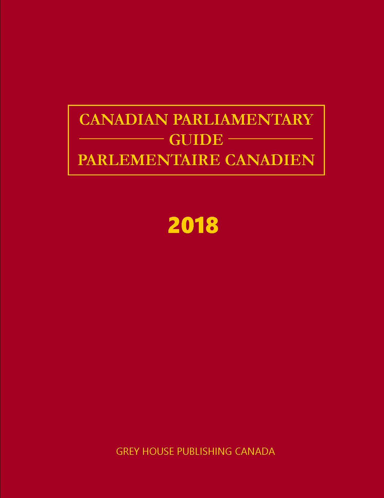 Canadian Parliamentary Guide